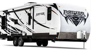 2013 Keystone Raptor 31DS