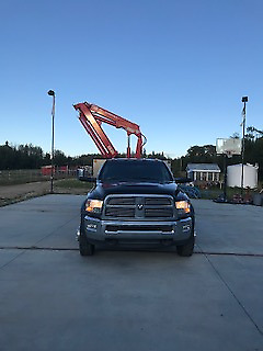 2012 Dodge Ram 5500 Picker