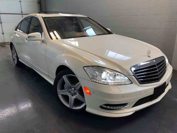 2011 Mercedes Benz S450 4matic