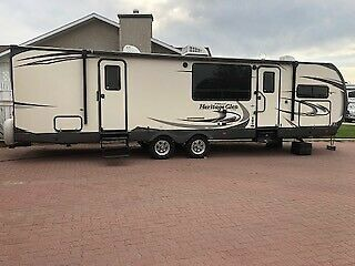 2016 Forest River Heritage Glen 302FK